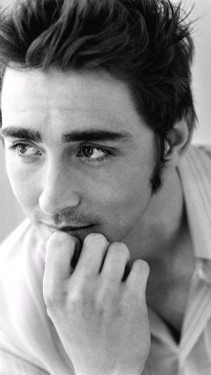 Lee Pace Headshot Actor iPhone 8 wallpaper