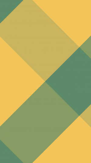 Lines Green Yellow Rectangle Abstract Pattern iPhone 8 wallpaper
