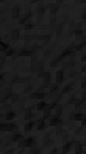 Low Poly Dark Night Abstract Fun Pattern iPhone 8 wallpaper