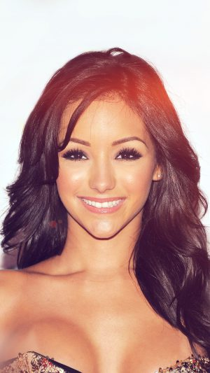 Melanie Iglesias Sexy Face Model Sexy Flare iPhone 8 wallpaper