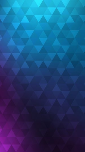 Poly Blue Purple Abstract Pattern iPhone 8 wallpaper