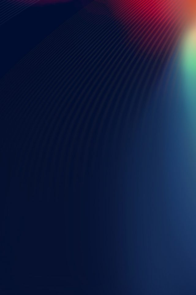 Rainbow Abstract Ligh Blue Pattern iPhone wallpaper