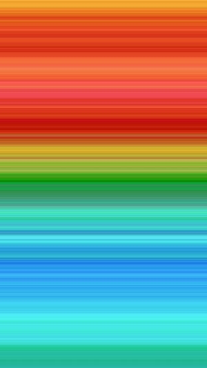 Rainbow Line Abstract Pattern iPhone 8 wallpaper