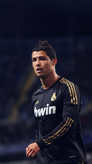 Ronaldo Christiano Soccer Star iPhone 8 wallpaper