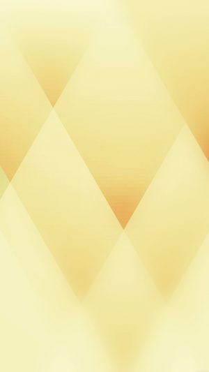 Soft Triangles Abstract Yellow Patterns iPhone 8 wallpaper
