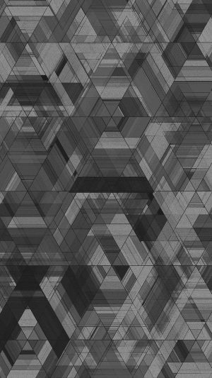 Space Black Abstract Cimon Cpage Pattern Art iPhone 8 wallpaper