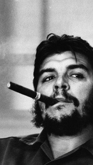 Wallpaper Che Guevara Face iPhone 8 wallpaper