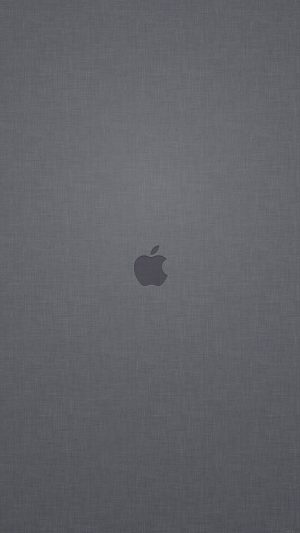 Wallpaper Tiny Apple Logo iPhone 8 wallpaper