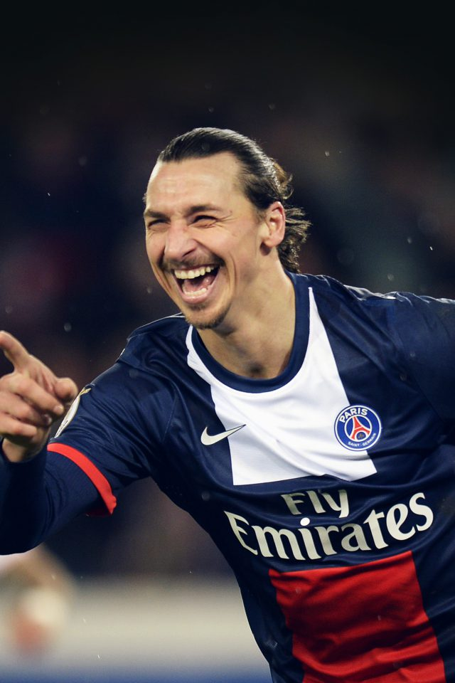 Zatan Ibrahimovic Sports Soccer iPhone wallpaper