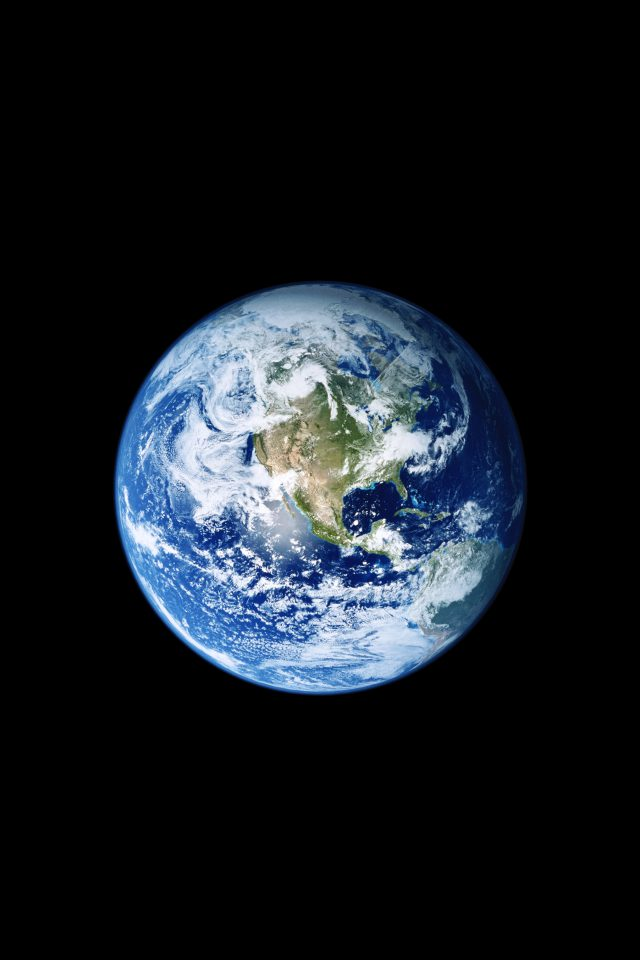 Earth iPhone wallpaper