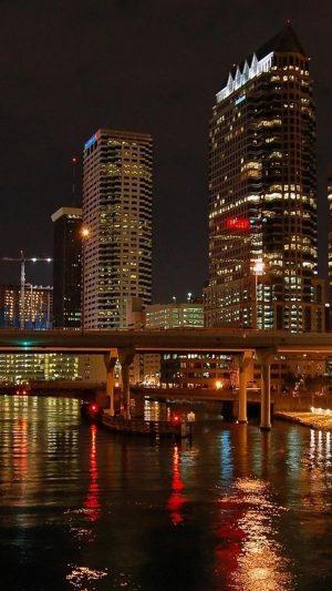 Buildings City Water